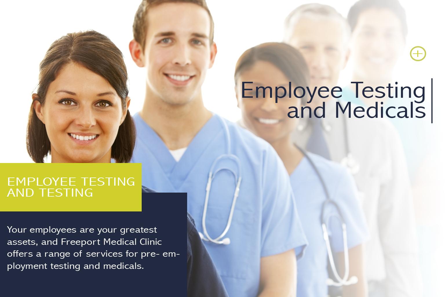 employee testing